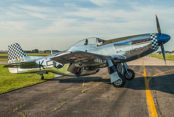 N5484V - Private North American P-51D Mustang