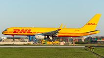 D-ALEU - European Air Transport Boeing 757-223(SF) aircraft