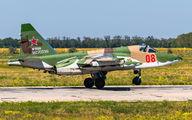 08 - Russia - Air Force Sukhoi Su-25SM3 aircraft