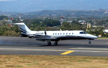 N247JH - Private Learjet 45