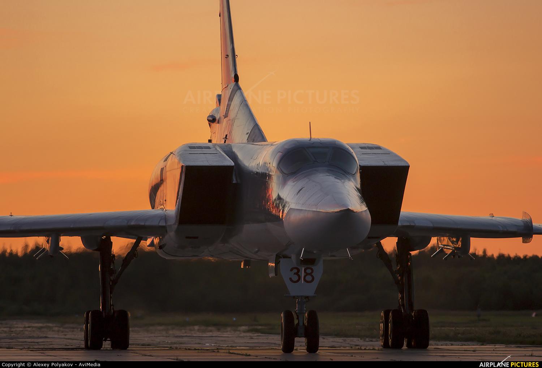 Russia - Air Force RF-94265 aircraft at
