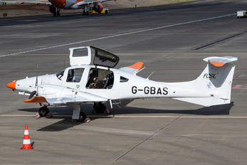G-GBAS - Flight Calibration Services Diamond DA62