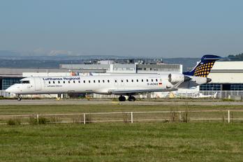 D-ACNX - Lufthansa Regional - CityLine Canadair CL-600 CRJ-900