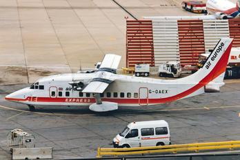 G-OAEX - Air Europe Short 360