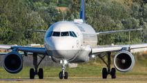 D-AIUO - Lufthansa Airbus A320 aircraft