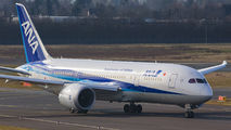 JA828A - ANA - All Nippon Airways Boeing 787-8 Dreamliner aircraft