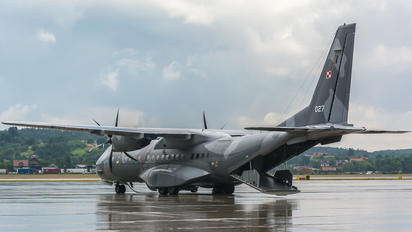 027 - Poland - Air Force Casa C-295M