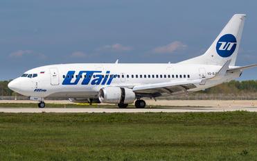 VQ-BJN - UTair Boeing 737-500