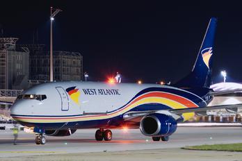 G-NPTC - West Atlantic Boeing 737-800(BCF)