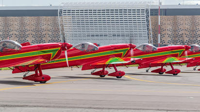 "CN-ABU - Morocco - Air Force ""La Marche Verte"" Mudry CAP 232"