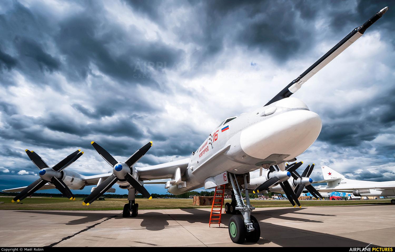Russia - Air Force RF-94124 aircraft at Kubinka