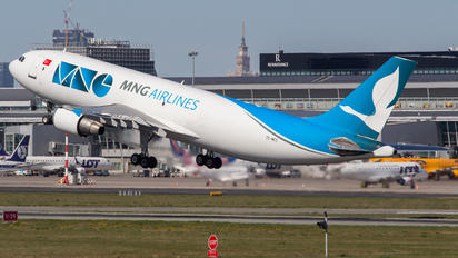 TC-MCC - MNG Cargo Airbus A300F