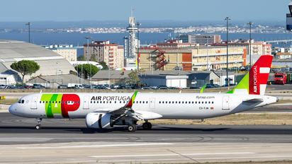CS-TJM - TAP Portugal Airbus A321 NEO