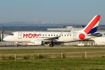 F-HBXN - Air France - Hop! Embraer ERJ-170 (170-100)