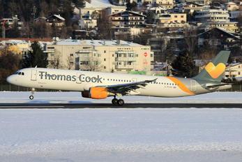 G-TCDZ - Thomas Cook Airbus A321