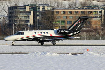 D-CJKP - Jet Service Cessna 525C Citation CJ4