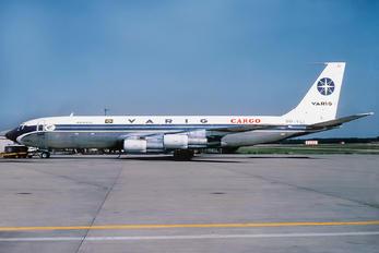 PP-VLI - Varig Cargo Boeing 707-300