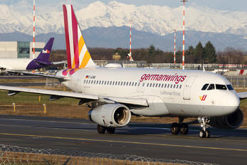 D-AGWE - Germanwings Airbus A319