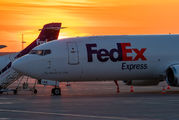 OE-IAE - FedEx Federal Express Boeing 737-4Q8 aircraft