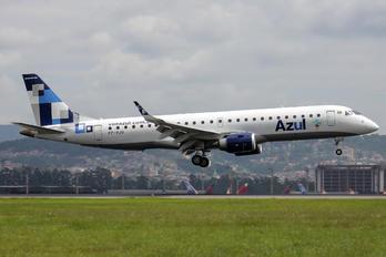 PP-PJO - Azul Linhas Aéreas Embraer ERJ-190 (190-100)
