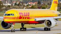 D-ALEQ - DHL Cargo Boeing 757-200F aircraft