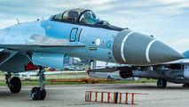 01 - Russia - Air Force Sukhoi Su-35S aircraft