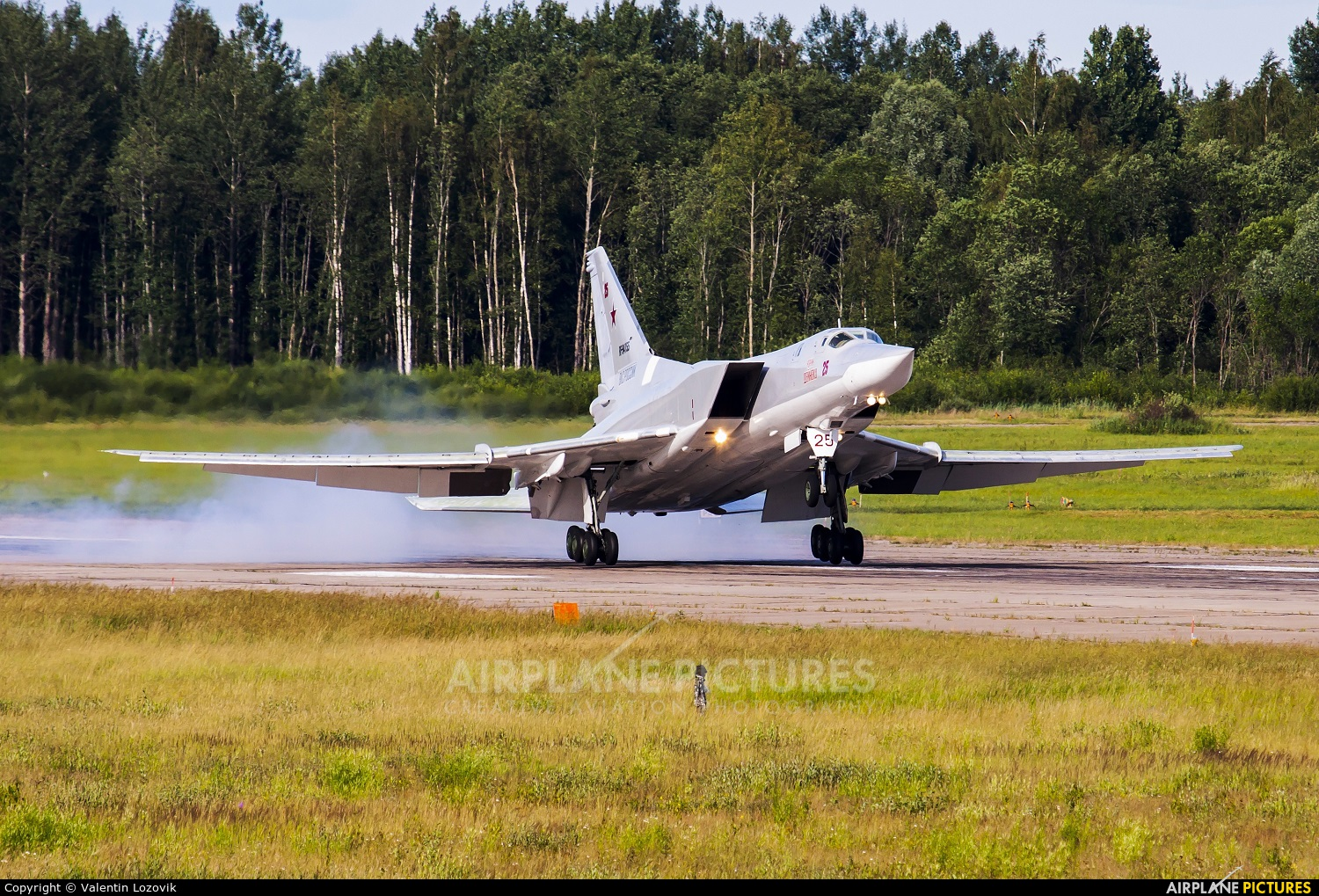 Russia - Air Force RF-94155 aircraft at Undisclosed location