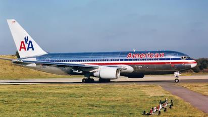 N336AA - American Airlines Boeing 767-200ER