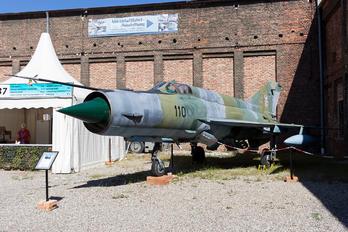 110 - Croatia - Air Force Mikoyan-Gurevich MiG-21bisD