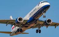 G-LCYT - British Airways - City Flyer Embraer ERJ-190 (190-100) aircraft