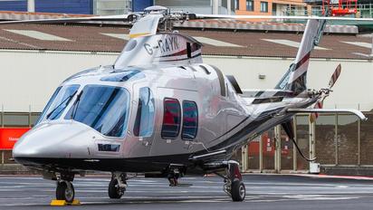 G-RAYN - Private Agusta / Agusta-Bell A 109SP