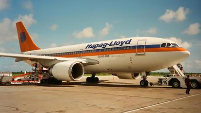 D-AHLC - Hapag-Lloyd Airbus A310