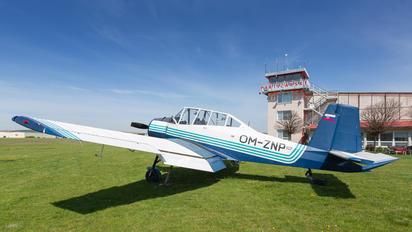 OM-ZNP - Private Zlín Aircraft Z-37A Čmelák