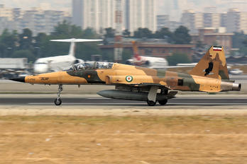 3-7155 - Iran - Islamic Republic Air Force Northrop F-5F Tiger II