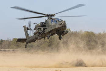 Q-09 - Netherlands - Air Force Boeing AH-64D Apache
