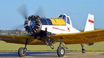 SP-ZWB - EADS - Agroaviation Services PZL M-18 Dromader aircraft