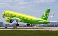 VP-BWB - S7 Airlines Airbus A320 NEO aircraft