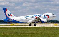 VP-BBG - Ural Airlines Airbus A319 aircraft