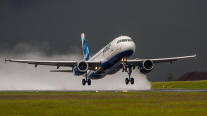 N564JB - JetBlue Airways Airbus A320