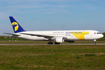 EI-FGN - Mongolian Airlines Boeing 767-300ER