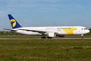 Mongolian Airlines B763 visited Hamburg title=