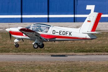 D-EDFK - Private Morane Saulnier MS.893ED Rallye 180GT