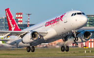 ZS-GAS - Corendon Airlines Airbus A320 aircraft