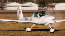 SP-ACS - Private Diamond DA 20 Katana aircraft