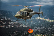 JDFH-38 - Jamaica - Jamaica Defence Force Air Wing Bell 429 aircraft