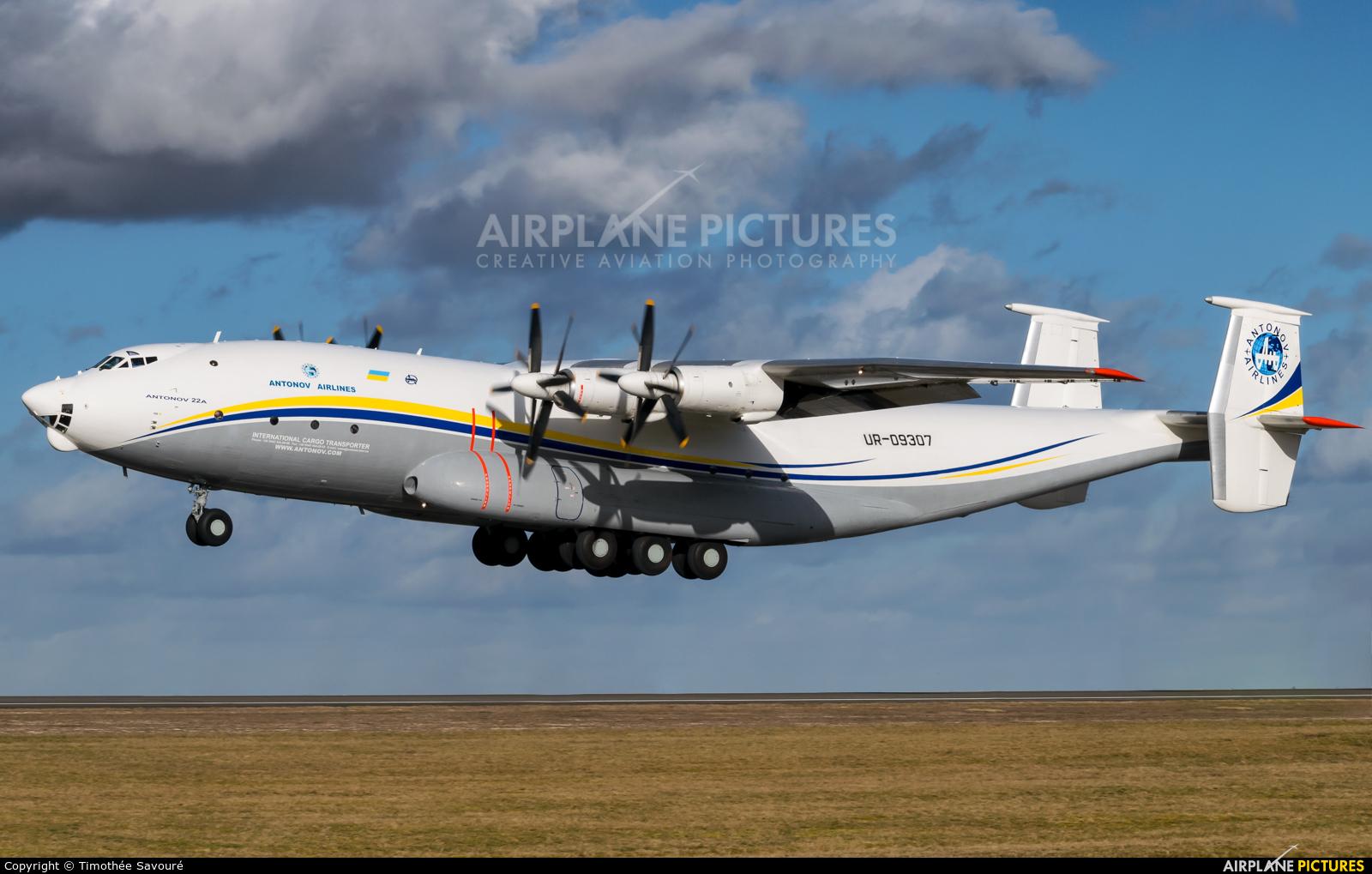 Antonov Airlines /  Design Bureau UR-09307 aircraft at Chalons Vatry Airport