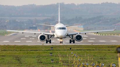 SP-LNI - LOT - Polish Airlines Embraer ERJ-195 (190-200)