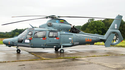41 - Lithuania - Air Force Eurocopter AS365 Dauphin 2
