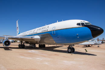 58-6971 - USA - Air Force Boeing VC-137A