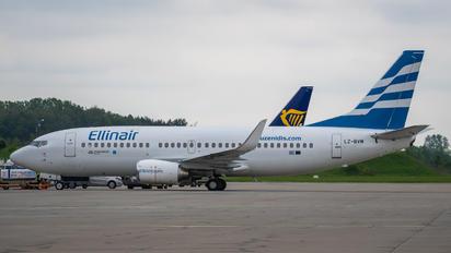 LZ-BVM - Ellinair Boeing 737-300